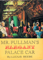 Mr Pullman's Elegant Palace Car