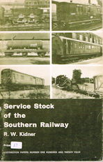Service Stock of the Southern Railway