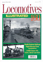 Locomotives Illustrated No 160