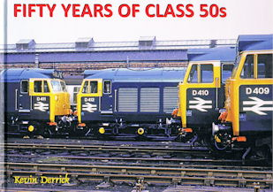 Fifty Years of Class 50s