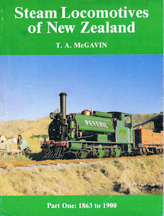 Steam Locomotives of New Zealand (2 volumes)