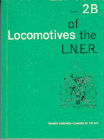 Locomotives of the L.N.E.R Part 2B