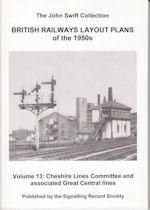 The John Swift Collection British Railways Layouts Plans of the 1950s