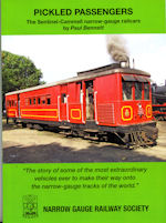 Pickled Passengers - The Sentinel-Cammell narrow-gauge railcars