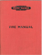 British Railways Fire Manual June 1953