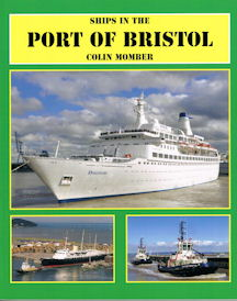 Ships in the Port of Bristol