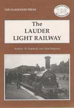 The Lauder Light Railway