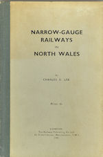 Narrow Gauge Railways in North Wales