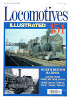 Locomotives Illustrated No 151