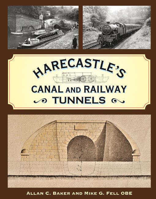 Harecastle's Canal and Railway Tunnels