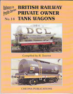 British Railway Private Owner Tank Wagons