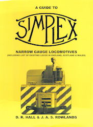 A Guide to Simplex Narrow Gauge Locomotives