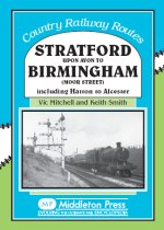 Stratford on Avon to Birmingham
