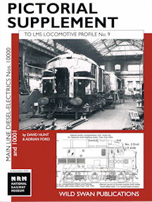 Pictorial Supplement to LMS Locomotive Profile No 9
