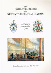 The High Level Bridge and Newcastle Central Station