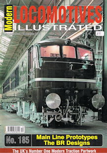 Modern Locomotives Illustrated No 185
