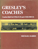 Gresley's Coaches