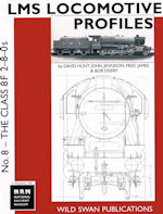 LMS Locomotive Profiles No. 8-The Class 8F 2-8-0s