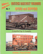 British Railway Wagons Opens and Hoppers