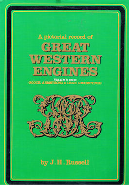 A pictorial record of Great Western Engines