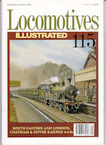 Locomotives Illustrated No 115
