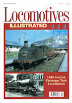 Locomotives Illustrated No 144