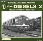 British Railway Diesel Memories