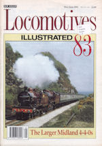 Locomotives Illustrated
