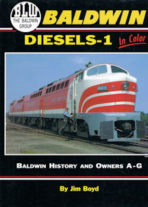 Baldwin Diesels - 1 In Color