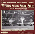 Steam Memories on Shed No 26 : 1950's - 1960's