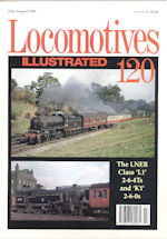 Locomotives Illustrated No 120