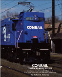 Conrail under Pennsy Wires