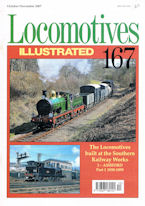 Locomotives Illustrated No 167