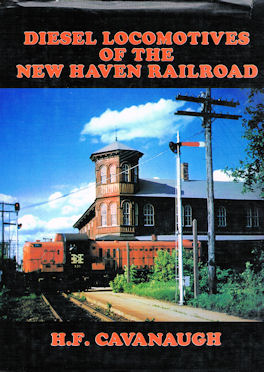 Diesel Locomotives of the New Haven Railroad