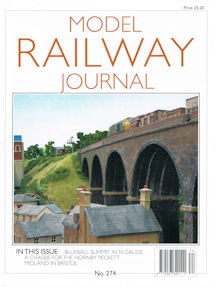 Model Railway Journal No 274