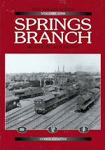 Springs Branch Motive Power Depot