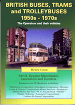 British Buses, Trams & Trolleybuses: 1950s-1970s