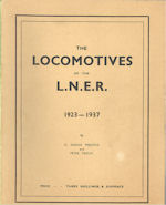 The Locomotives of the LNER 1923 - 1937