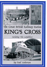 The Great British Railway Station Kings Cross