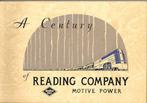 A Century of Reading Company Motive Power