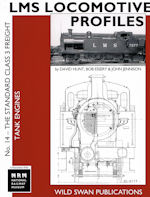 LMS Locomotive Profiles No. 14-The Standard Class 3 Freight Tank Engines