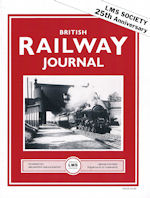 British Railway Journal-Special LMS Edition