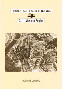 British Rail Track Diagrams 3 Western Region
