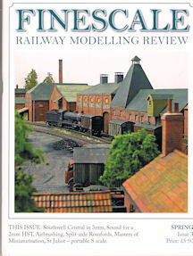 Finescale Railway Modelling Review Spring Issue No 3