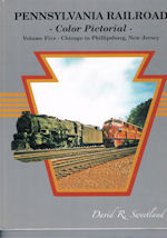 Pennsylvania Railroad -Color Pictorial-