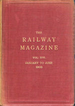 The Railway Magazine Vol 16