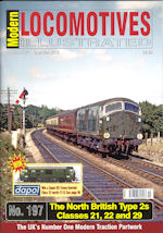 Modern Locomotives Illustrated No 197