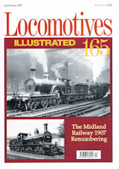 Locomotives Illustrated No 165