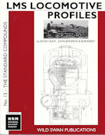 LMS Locomotive Profiles No 13 The LMS '4P' 4-4-0 Compounds