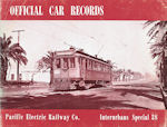 Official Car Records